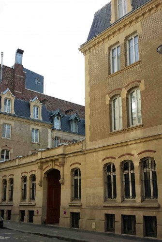 Séminaire Saint-Sulpice, Paris