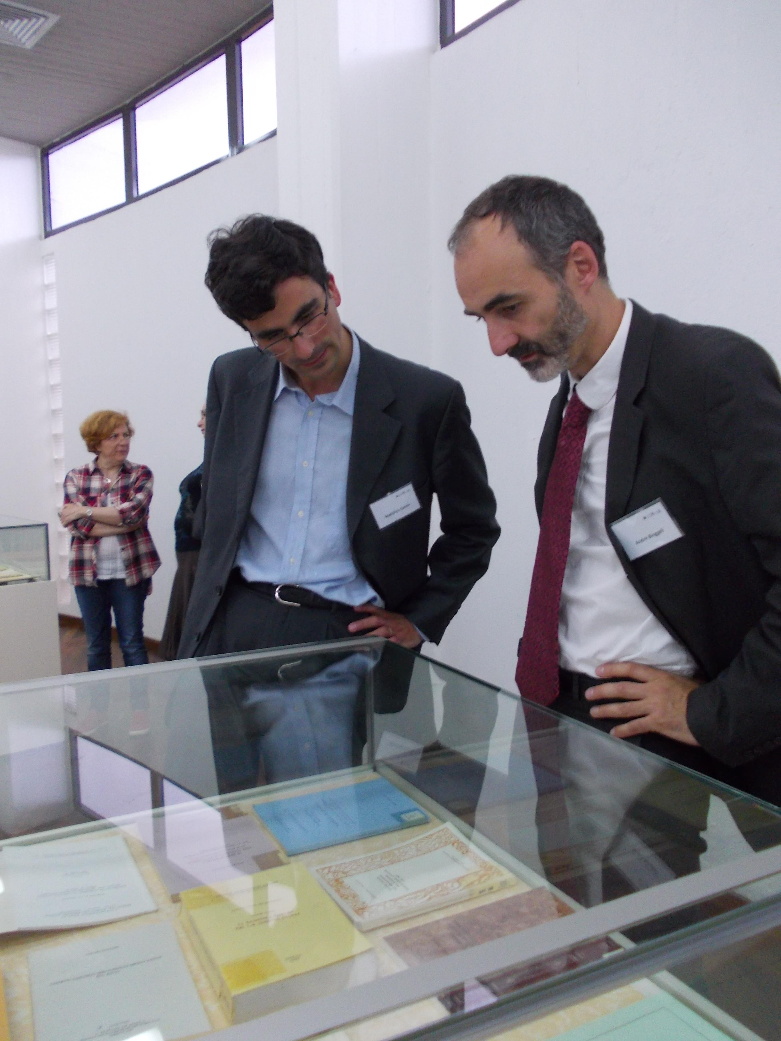Matthieu Cassin, André Binggeli