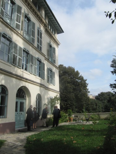 L'IFEA au Palais de France