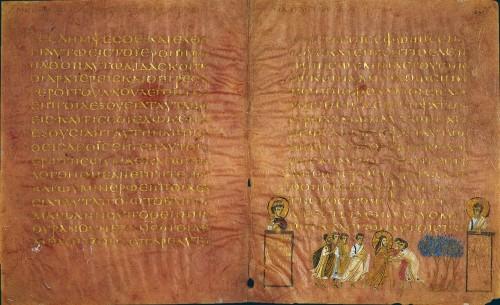 Paris, BnF, Supplément grec 1286, ff. 28v-29r