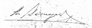 Alfred Desnoyers-1871-à son beau-frère