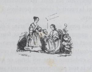 Julie Gouraud, Mémoires d'une poupée, 5e éd., 1860, p. 19 (source : gallica.bnf.fr)