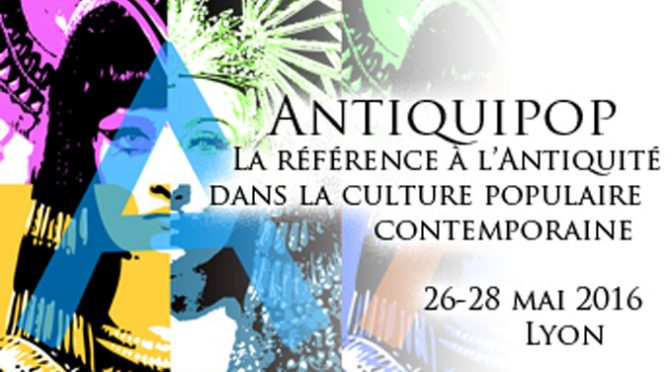 Antiquipop, Lyon, mai 2016
