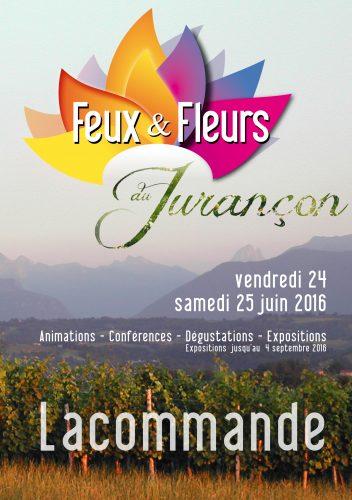 Lacommande - Fleurs & Feux-Programme-1