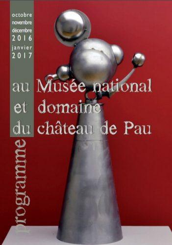 programme chateau-de-pau-fin 2016 -debut 2017