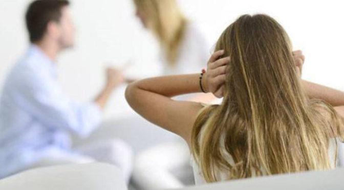Enfants exposés aux violences conjugales