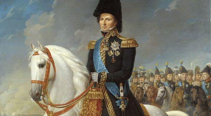 Bernadotte, prince et roi de Scandinavie