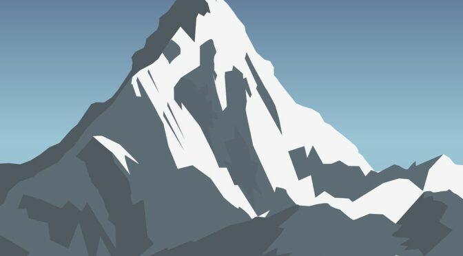 La montagne explorée, étudiée et représentée