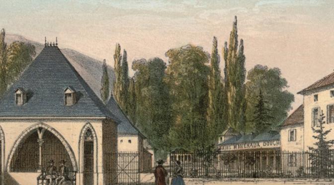 Les stations thermales secondaires en France aux XIXe et XXe siècles
