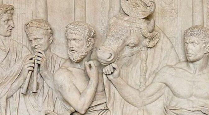 Religions et pouvoir dans le monde romain
