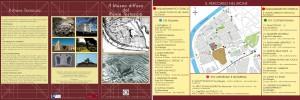Fig. 8. Museo Diffuso Rione Testaccio brochure informativa
