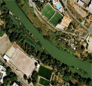 Le presenze archeologiche lungo le rive: approdi e navigazione a valle di Roma