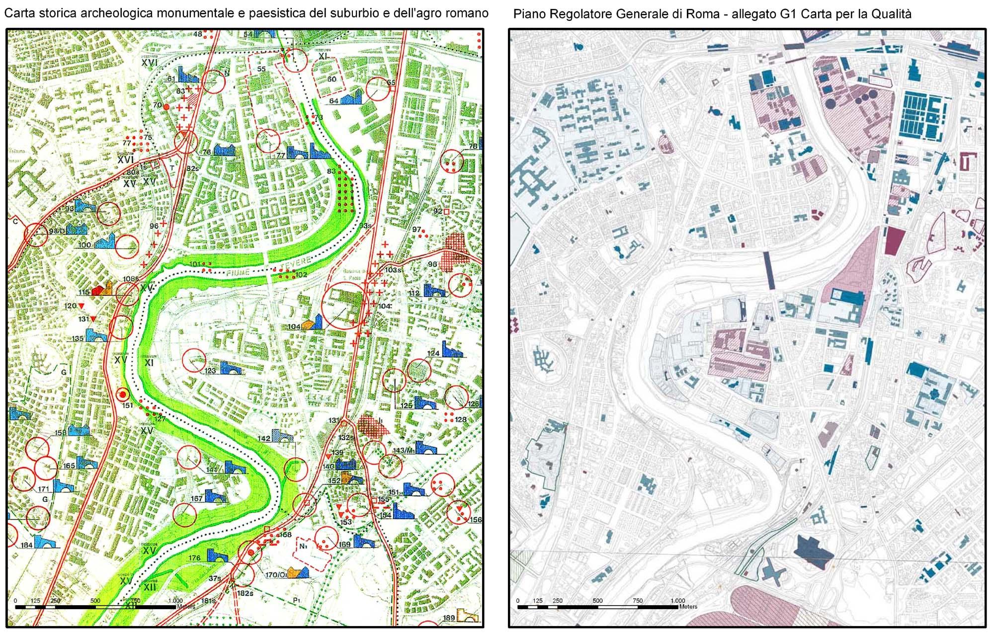 Un gis per lo studio dell evoluzione territoriale della for 1 piano piano di storia