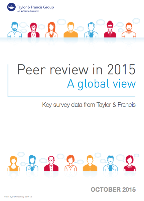 Peer review in 2015