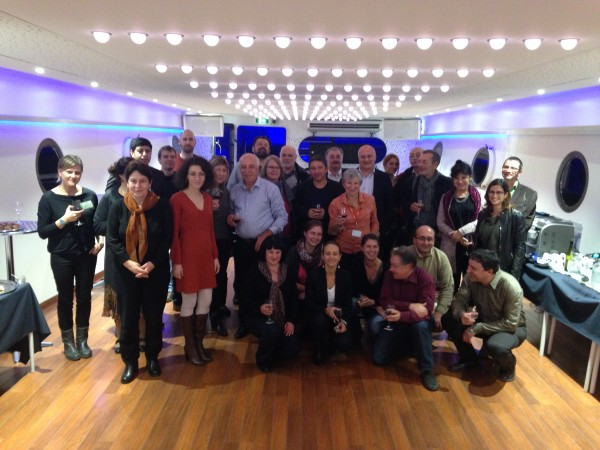Figure 4 : Participants au colloque (photo Modwene Poulmarc'h)