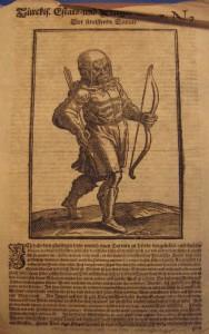 Türckis. Estats- und Krieges-Bericht Nr. 5. Hamburg: Thomas von Wiering, 1683, S. [1].