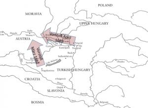 Vorstoß Ungarn 1682/83