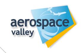 LogoAérospace Valley