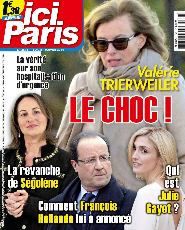 DR Ici Paris, 15-21 janvier 2014