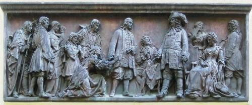 1685 : arrivée des Huguenots en Prusse