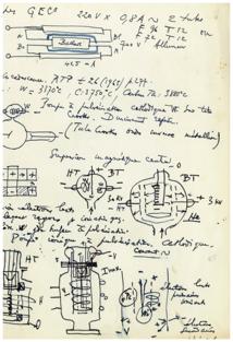 Archives d'Alexandre Dauvillier (Observatoire Midi-Pyrénées – Bagnères de Bigorre)