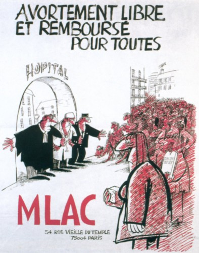 045[amolenuvolette.it]1976 mlac dessin de claire bretecher avortement libre et remboursé pour toutes