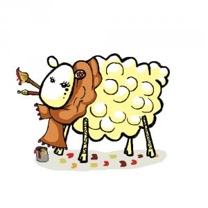 Mouton cornemuse