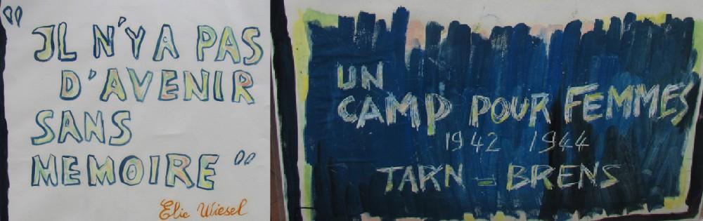 Crédits APSICBR - Camps de Brens et Rieucros