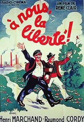 À nous la liberté, René Clair, 1931