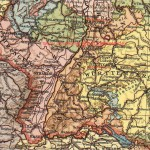 Elsass-Lothringen-Baden-Wuerttemberg 1914+