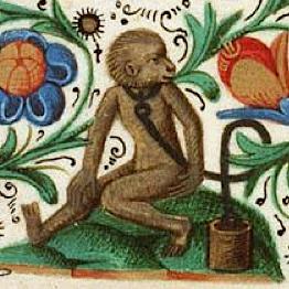 Den Haag, Koniklijke Bibliotek, Ms. 135 K40, f. 14, 15th century