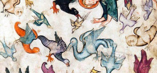 Apocalypse, Normandy ca. 1330 (BnF, Latin 14410, p. 65