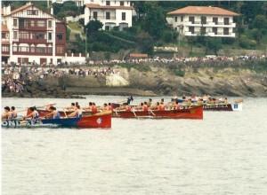 Course, photographie transmise par Cendrine Lagouyet