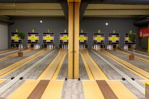 Quillier du Nine Pin Bowling Schere, photographie du site wnba