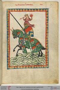 Heidelberg, UB, cod. pal. germ 848. f.237r