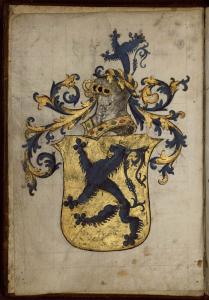 Nancy, Bibliothèque Mediathèque, MS 1727 f.1v