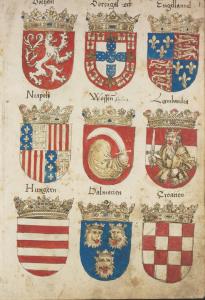 Weimar, Herzogin Anna Amalia Bibliothek, Fol. 220, f.3r