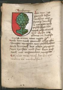 MS. BSB Cgm 98 p. 1