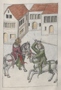 Wiener Handschrift des Richental Wappenbuchs 2