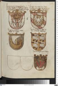 Grünenberg, Berliner Papierhandschrift, fol. 6r