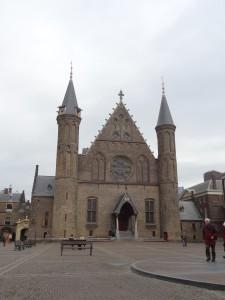 The 'Binnenhof' in The Hague