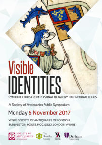 Visible Identities: Symbolic Codes from Personal Heraldry to Corporate Logos 2017