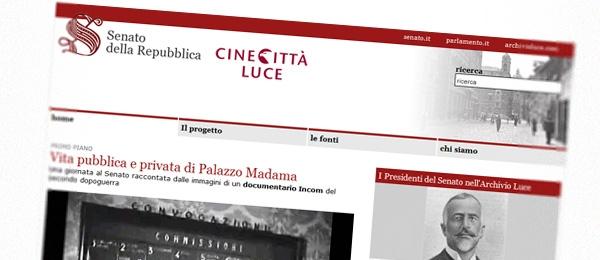 Storia d italia filosofia storia for Sito senato