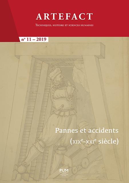 Revue Artefact. Techniques, histoire et sciences humaines