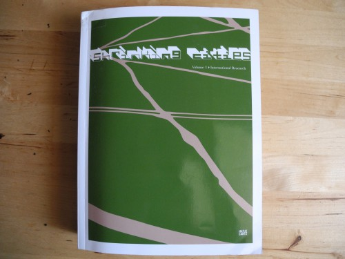 Oswalt, Philipp, 2005, Shrinking Cities 1, International Research. Ostfildern-Ruit: Hatje Cantz.