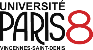 Paris8 logo