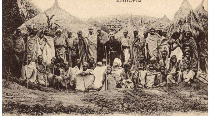 Lèpre et construction de l'éthiopie contemporaine / Leprosy and construction of contemporary Ethiopia