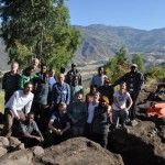 L'équipe de la mission Lalibela 2014/The 2014 Lalibela mission team (© M.-L. Derat)