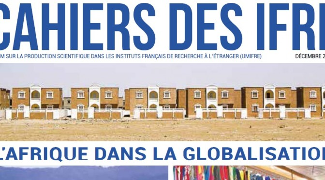Publication: Cahiers des IFRE n° 2