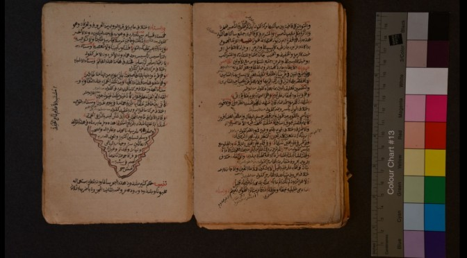 Anne Regourd: Surveying Islamic manuscripts in Ethiopia